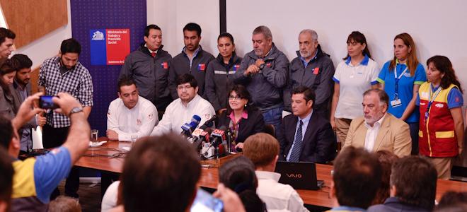 Imagen cortesía de Prensa Mintrab