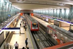 Metro-de-Santiago