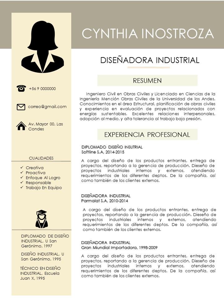 Moderniza Tu Cv Infografia Y Contenidos Sintetizados Herramientas